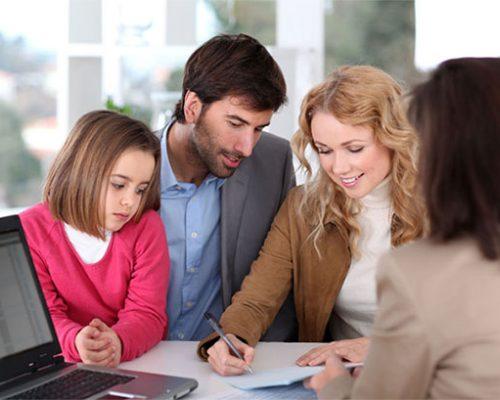 услуги адвоката по семейному праву