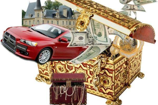 Оформление наследства на имущество